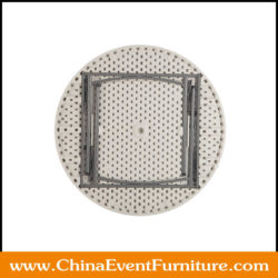 48 inch Round Plastic Folding Table