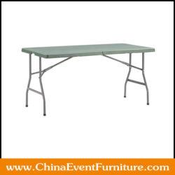 4 foot fold in half table