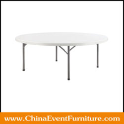 60 Round Plastic Folding Table