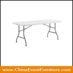 6 foot fold in half table