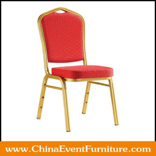 Aluminum banquet chair