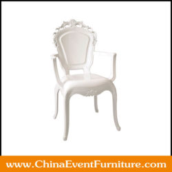 Belle-arm-Chair-in-white-color