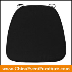 wedding chair cushions