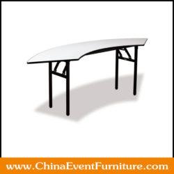 PVC folding table
