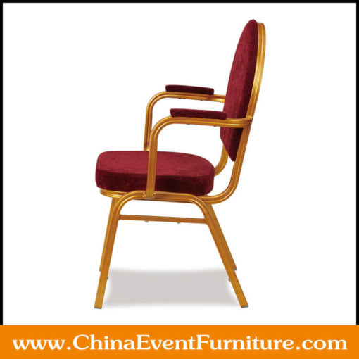 Banqueting Chairs With Arms