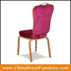 gold banqueting chairs