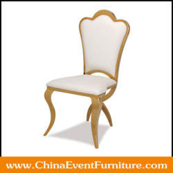 Gold Ballroom Chairs