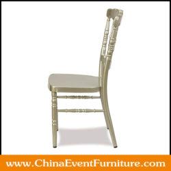 gold napoleon chairs