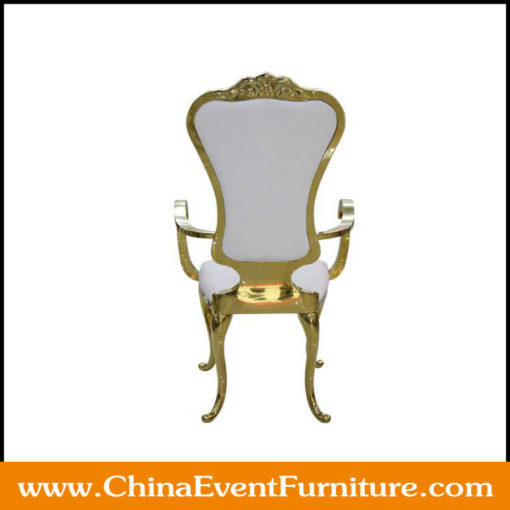 stainless-steel-armchair