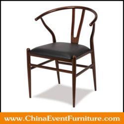 Metal Wishbone Chair