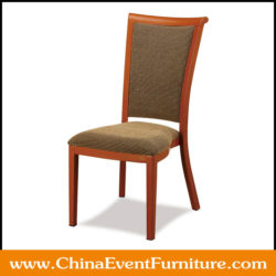 wood-grain-aluminum-dining-chair