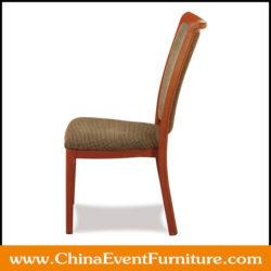 wood-grain-aluminum-dining-chair
