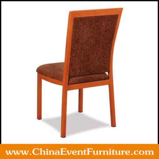 wood-grain-aluminum-restaurant-chair