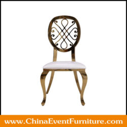 Gold Event Chairs