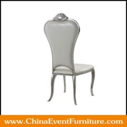 stainless-steel-and-leather-dining-chairs