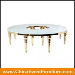 round wedding tables