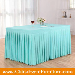 wedding table cloths