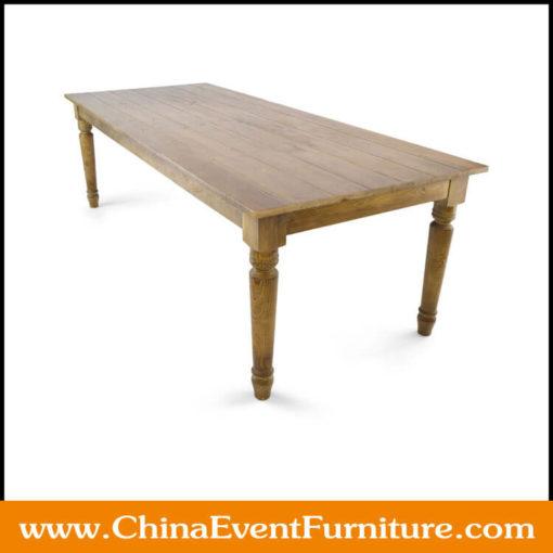 Long Farm Table