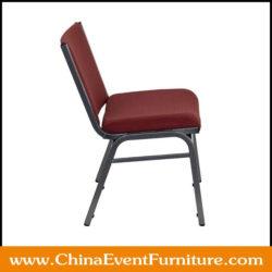 red church chairs